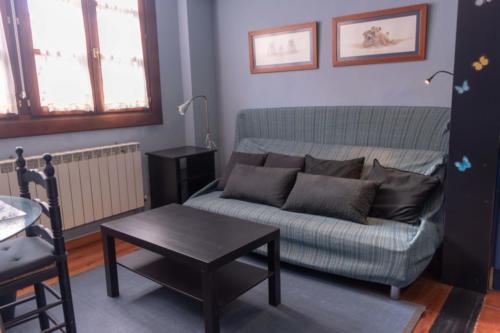 Apartamentos San Roque Azul-1