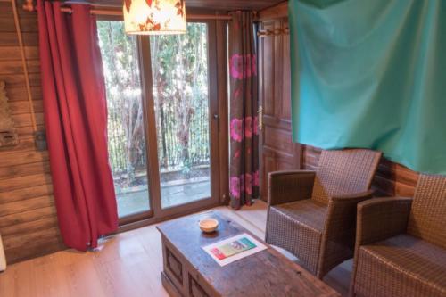 Hotel Luna Del Valle Apartamento  El Jardin 4