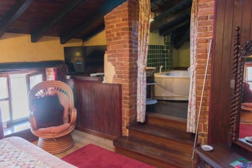 Hotel Luna Del Valle Habitación Carlomagno 2