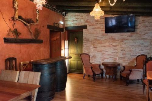 Hotel Luna Del Valle Zonas Comunes