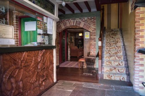 Hotel Luna Del Valle Zonas Comunes 9